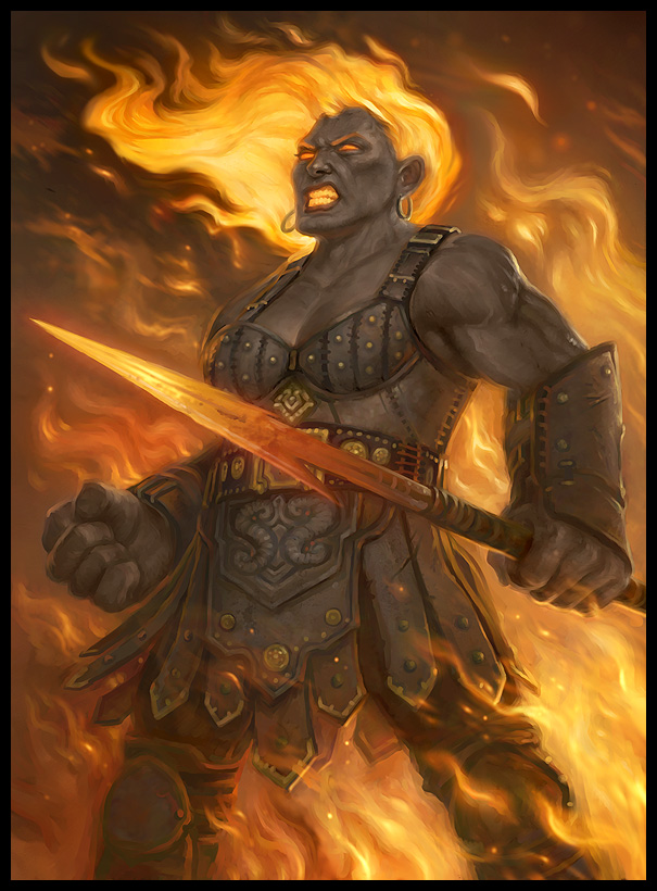 neverwinter fire giant - photo #27
